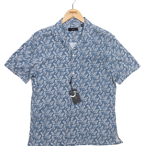 Cabana Silk Short Sleeve Shirt