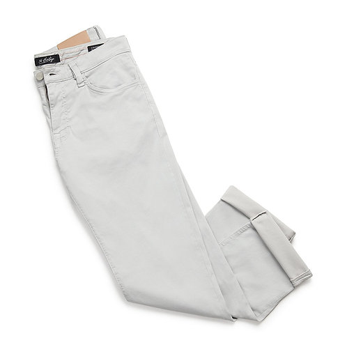 Courage Straight Leg Pants In Stone Soft Touch