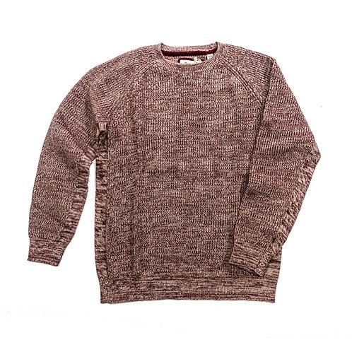 Borgo28 Chunky Knit in Brick