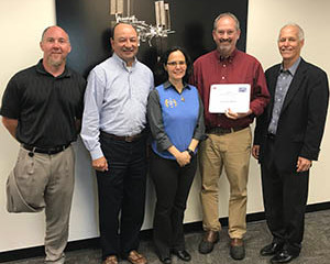 Barrios Recognizes Employees with 2017 First Quarter Performance Awards