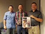 Barrios Technology's Damon Smith Presented SFA Local Recognition Award