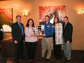 Barrios Technology's Smith Receives Space Flight Awareness Award