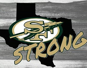 Barrios Contributes to Santa Fe Strong