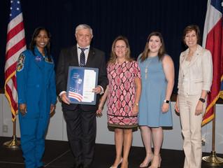 Barrios Technology's Ed Alper Awarded NASA's Esteemed Silver Snoopy