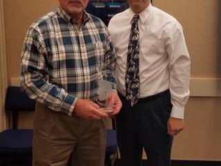 Barrios' Zamaitis Recognized with JETS President's Award