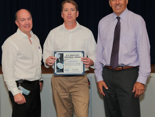 Barrios' Settles Recognized for Unique NASA Thermal System Relocation