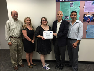 Silver Performance Awards Presented to Barrios Employees