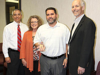 Barrios Technology Recognizes Employees at Annual Luncheon