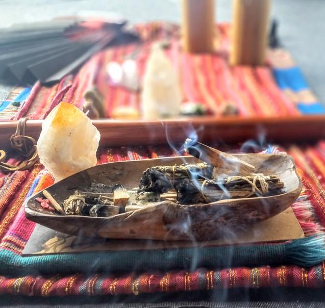Sacred Smoke | Artis Moon