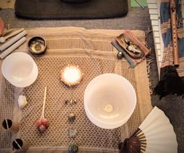 Sound Healing Altar | Artis Moon
