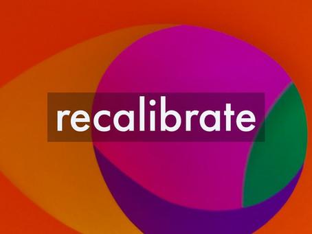 Recalibration