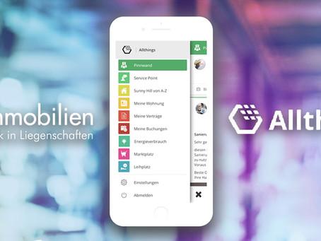 Digitale Service-Plattform für die Verwaltung von Stockwerkeigentum