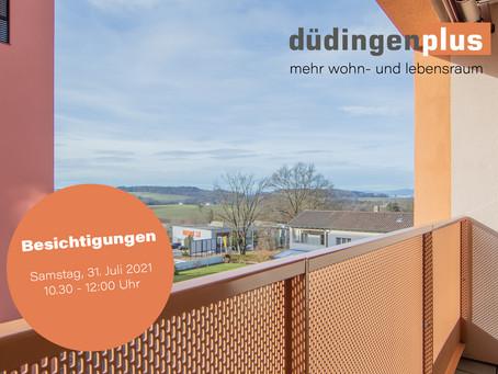 Tag der offenen Tür in Düdingen