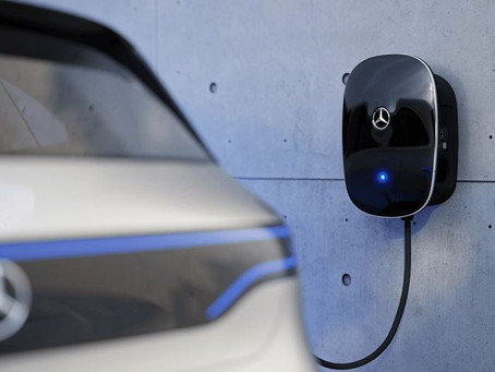 Elektromobilität in der Einstellhalle