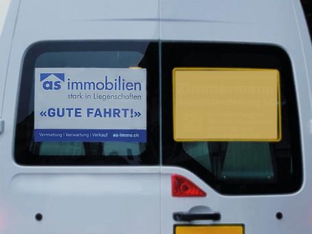 Schulbus Gümmenen-Trüllern