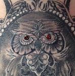 Double Chest Dermals in Tattoo