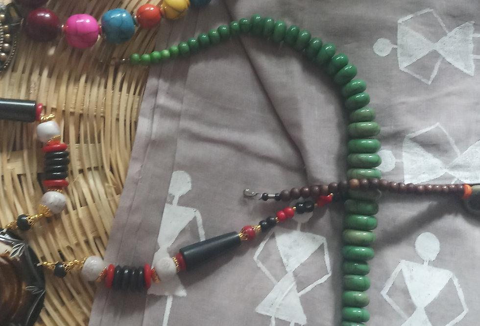 Multi Colour Pearl Jewellery