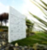 Palissades panneaux claustras idéalu
