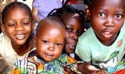 Children in Conakry