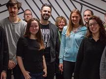 Escape Studios visit