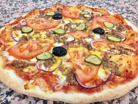 Infos & Nouvelle pizza du mois !