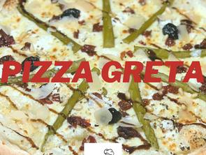 Nouvelle pizza du mois !