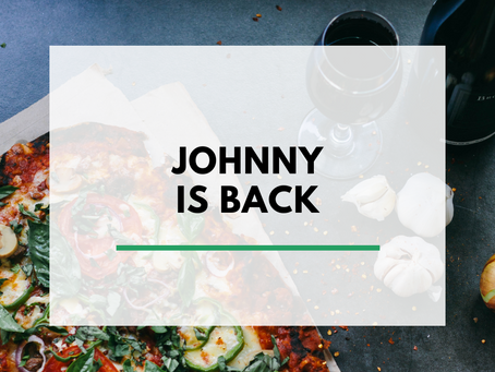 Johnny is back !