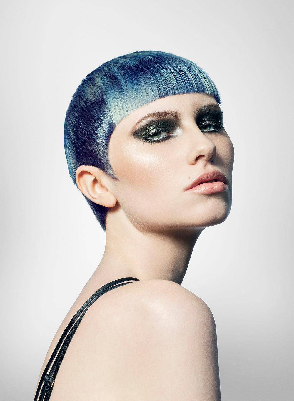 British Hairdressing Awards Photoshoot