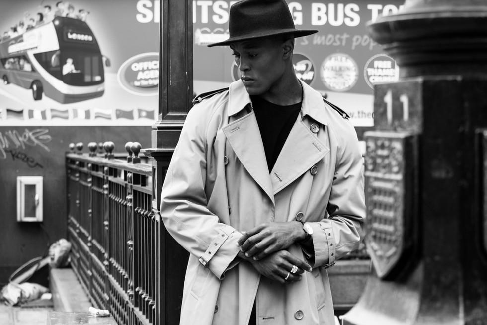 Menswear Fashion Photographer London