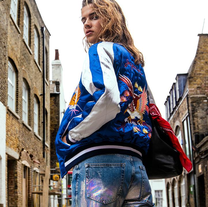 Womenswear Photographer London