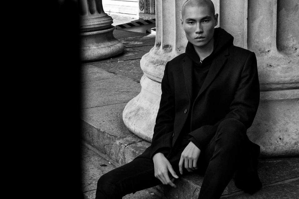 Men Fashion Photographer London