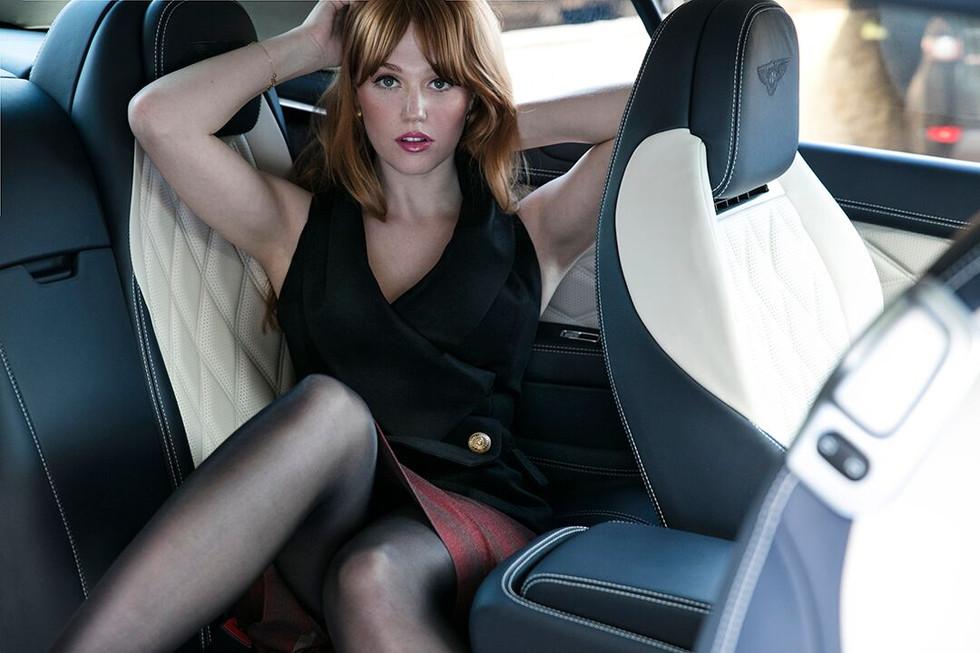 Luxury Model Portfolio Portrait Photographer London