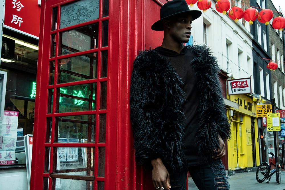 Garcia Morales - Fashion Editorial Photographer in London