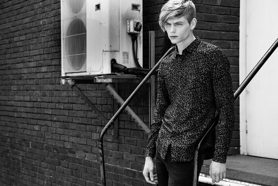 Mens Fashion Photographer London