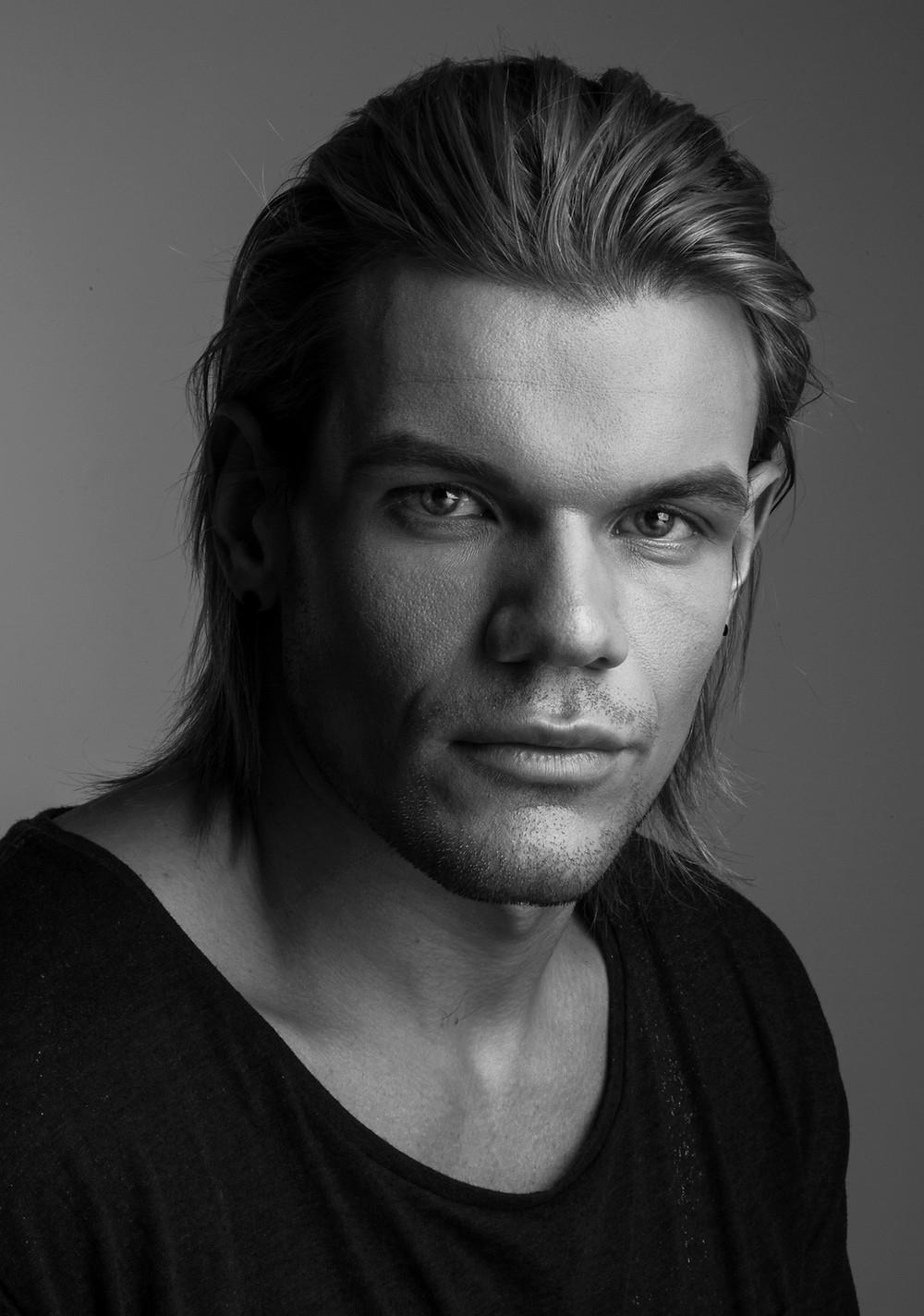Garcia Morales - Actor Portrait Photographer in London