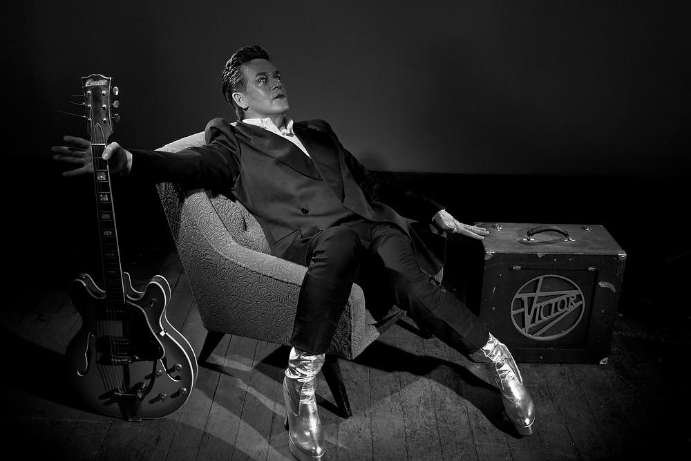 Garcia Morales - Musicians Portrait Photographer in London