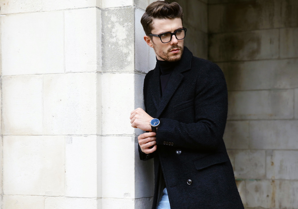 Garica Morales - Mens Fashion Photographer London