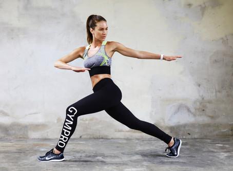 GymPro Sportswear Campaign
