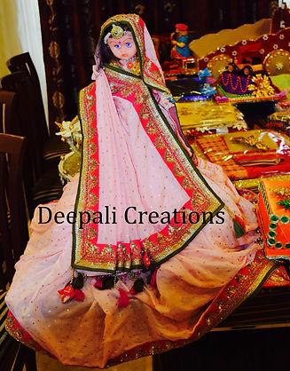 Bridal Dress Packing