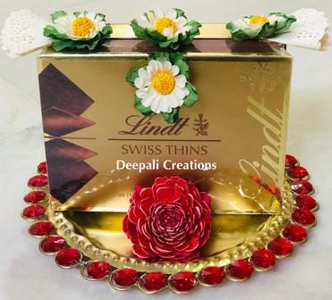 Chocolate Trays By Deepali Creations