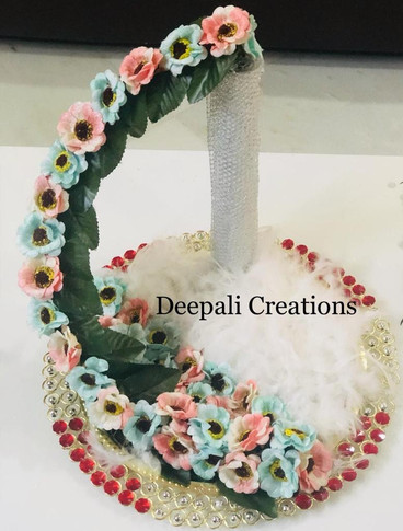 Ring Tray By Deepali Creations.