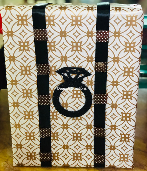 Birthday Gift Packing By Deepali Creations