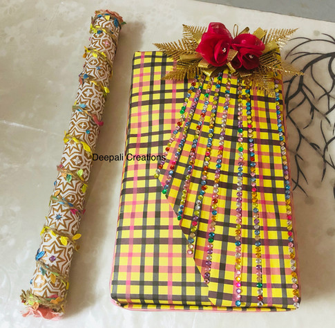 Painting & Gift Packing By Deepali Creations