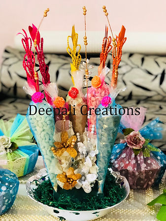 Dry Fruits Bouquet By Deepali Creations