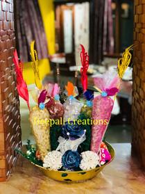 Dry Fruit Bouquet