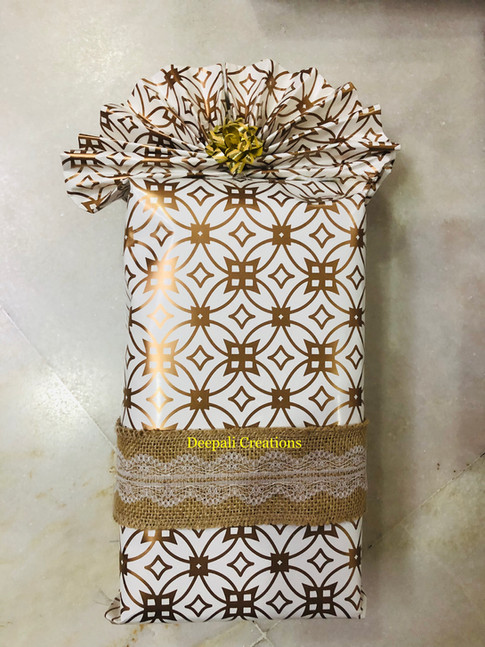 Gift Packing for Men By Deepali Creations