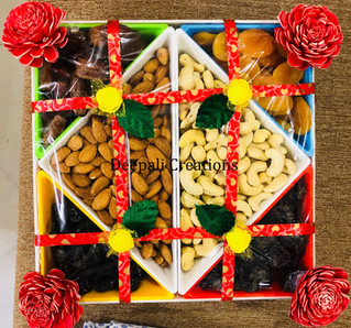 Dry Fruits Packing