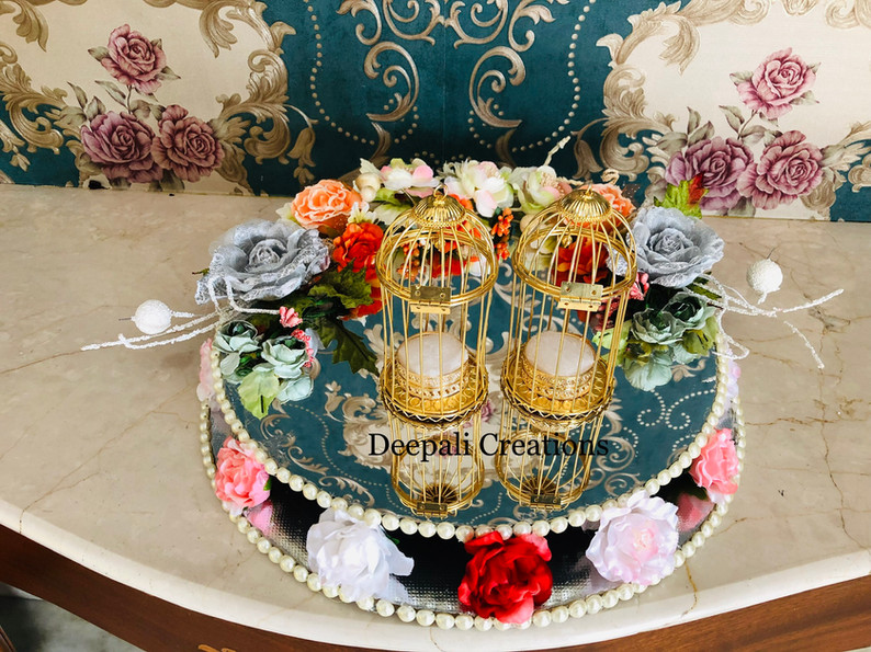 Ring Tray By Deepali Creations