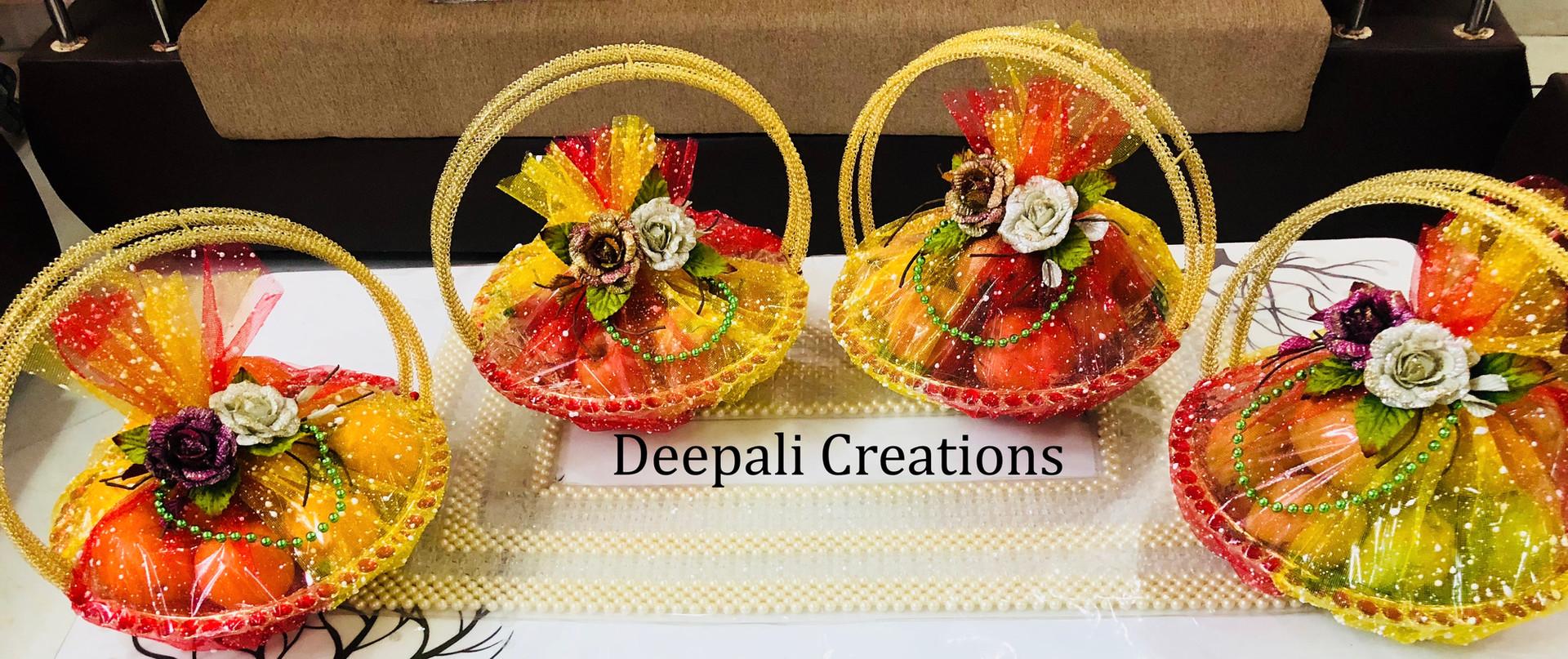 Fruit Baskets By Deepali Creations
