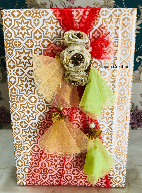 Gift Packing By Deepali Creations